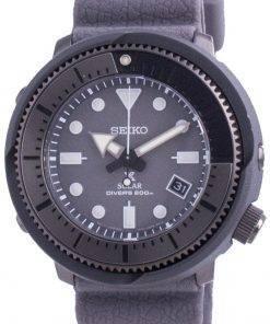 Seiko Prospex Street Series Solar Divers SNE537 SNE537P1 SNE537P 200M Mens Watch