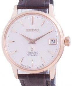 Seiko Presage Cocktail Automatic SRP852 SRP852J1 SRP852J Japan Made Womens Watch