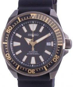 Seiko Prospex Samurai Automatic Divers SRPB55 SRPB55K1 SRPB55K 200M Mens Watch