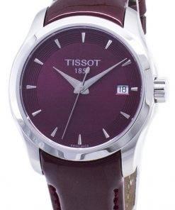 Tissot T-Classic Couturier Lady T035.210.16.371.01 T0352101637101 Quartz Womens Watch