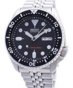 Refurbished Seiko Automatic Divers SKX007 SKX007K2 SKX007K 200M Mens Watch