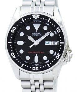 Refurbished Seiko Automatic Scuba Divers SKX013 SKX013K2 SKX013K 200M Mens Watch
