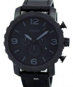 Refurbished Fossil Nate Chronograph Quartz JR1354 Men's Watch