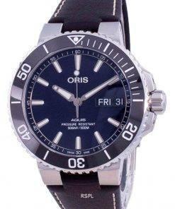 Oris Aquis Big Day Date Automatic Diver's 01-752-7733-4135-07-5-24-10EB 500M Men's Watch