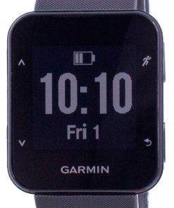 Garmin Forerunner 30 Outdoor Fitness GPS Black Sapphire With Black Band 010-01930-03 Multisport Watch