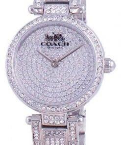 Coach Park Quartz Diamond Accents 14503430 Women's Watch