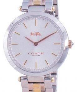 Coach Park Quartz Diamond Accents 14503508 Women's Watch