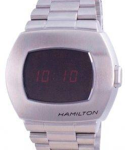 Hamilton American Classic PSR Digital Quartz H52414130 100M Men's Watch