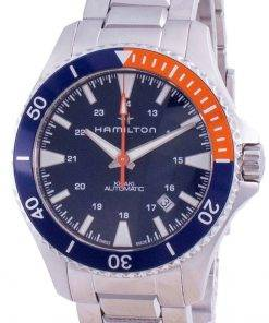 Hamilton Khaki Navy Scuba Automatic H82365141 100M Men's Watch