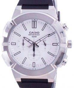 Casio Multi Hands Analog Quartz Chronograph MTP-E500-7A MTP-E500-7 Men's Watch