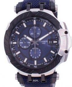 Tissot T-Race Automatic T115.427.27.041.00 T1154272704100 100M Men's Watch