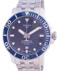 Tissot Seastar 1000 Powermatic Automatic Diver's T120.407.11.041.01 T1204071104101 300M Men's Watch