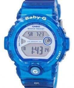 Refurbished Casio Baby-G Shock Resistant Digital BG-6903-2B BG6903-2B 200M Women's Watch