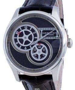 Hamilton Jazzmaster Regulator Cinema Automatic H42605731 Mens Watch