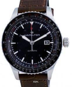 Hamilton Khaki Aviation Converter Automatic H76615530 100M Mens Watch