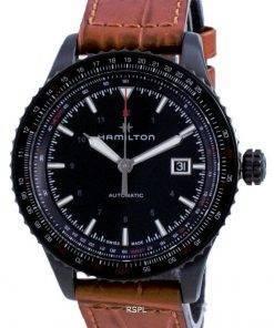 Hamilton Khaki Aviation Converter Automatic H76625530 100M Mens Watch