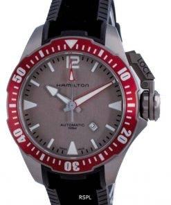 Hamilton Khaki Navy Frogman Titanium Automatic H77805380 100M Mens Watch
