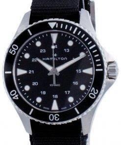 Hamilton Khaki Navy Scuba Quartz H82201931 100M Mens Watch