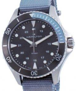 Hamilton Khaki Navy Scuba Quartz H82211981 100M Mens Watch