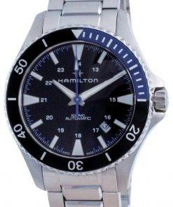 Hamilton Khaki Navy Scuba Automatic H82315131 100M Mens Watch