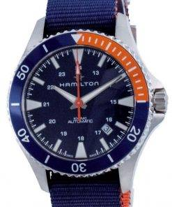 Hamilton Khaki Navy Scuba Automatic H82365941 100M Men's Watch