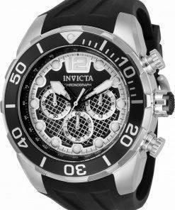 Invicta Pro Diver Chronograph Quartz 33820 100M Men's Watch