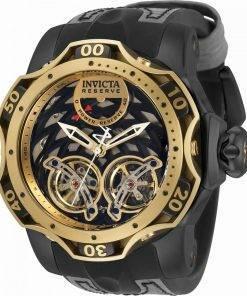 Invicta Reserve Black Dial Automatic Diver's 34471 1000M Men's Watch