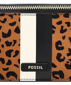 Fossil Logan Zip SL6356989 Womens Card Case