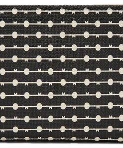 Fossil Logan RFID Bifold Polyester SL7826080 Womens Wallet