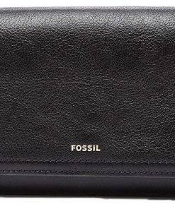 Fossil Logan RFID Flap Over SL7833001 Womens Wallet