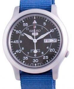 Seiko 5 Military SNK805K2-var-NATOS11 Automatic Nylon Strap Men's Watch