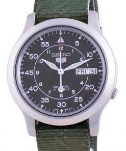 Seiko 5 Military SNK805K2-var-NATOS12 Automatic Nylon Strap Men's Watch