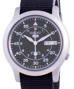 Seiko 5 Military SNK805K2-var-NATOS13 Automatic Nylon Strap Men's Watch