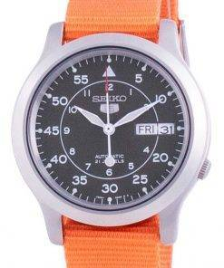 Seiko 5 Military SNK805K2-var-NATOS14 Automatic Nylon Strap Men's Watch