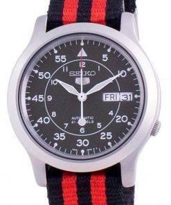 Seiko 5 Military SNK805K2-var-NATOS15 Automatic Nylon Strap Men's Watch