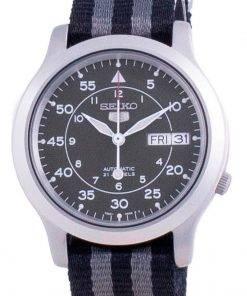 Seiko 5 Military SNK805K2-var-NATOS16 Automatic Nylon Strap Men's Watch