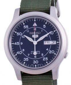 Seiko 5 Military SNK807K2-var-NATOS12 Automatic Nylon Strap Men's Watch