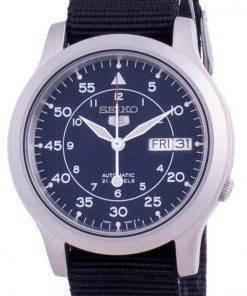 Seiko 5 Military SNK807K2-var-NATOS13 Automatic Nylon Strap Men's Watch