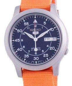 Seiko 5 Military SNK807K2-var-NATOS14 Automatic Nylon Strap Men's Watch