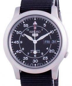 Seiko 5 Military SNK809K2-var-NATOS13 Automatic Nylon Strap Men's Watch