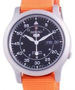 Seiko 5 Military SNK809K2-var-NATOS14 Automatic Nylon Strap Men's Watch