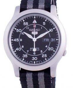 Seiko 5 Military SNK809K2-var-NATOS16 Automatic Nylon Strap Men's Watch