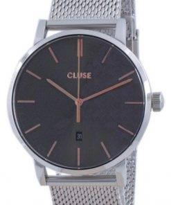 Cluse Aravis Grey Dial Stainless Steel Quartz CW0101501003 Womens Watch