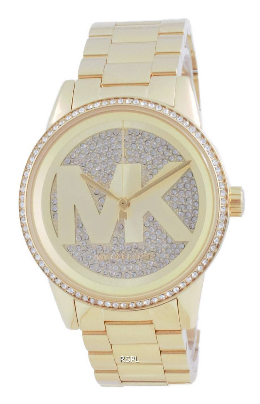 Michael Kors Ritz Diamond Aceents Quartz MK6862 Womens Watch