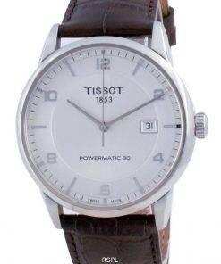 Tissot T-Classic Luxury Powermatic 80 Automatic T086.407.16.037.00 T0864071603700 Mens Watch