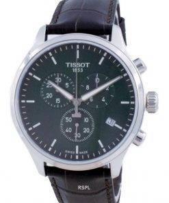 Tissot XL Classic Chronograph Quartz T116.617.16.091.00 T1166171609100 100M Mens Watch