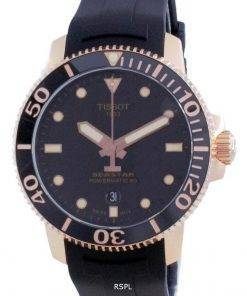 Tissot T-Sport Seastar 1000 Powermatic 80 Automatic Divers T120.407.37.051.01 T1204073705101 300M Mens Watch