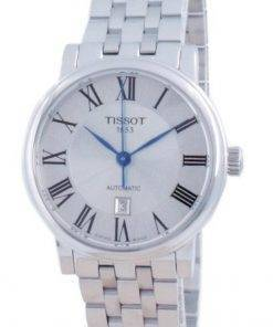 Tissot T-Classic Carson Premium Automatic T122.207.11.033.00 T1222071103300 Womens Watch