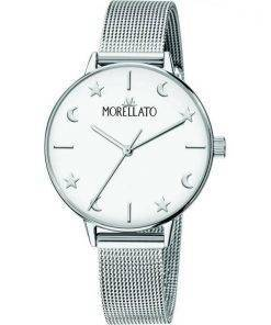 Morellato Ninfa White Dial Quartz R0153141533 Womens Watch