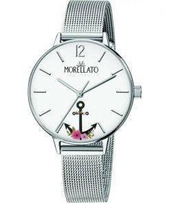 Morellato Ninfa White Dial Quartz R0153141537 Womens Watch